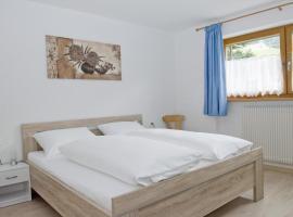 Apartment Reiterer, Vallarga (Vandoies yakınında)