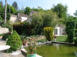 Les gîtes de l 'Ile Noblet, Montigny-sur-Loing
