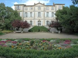 Château de la Condamine location, Saint-Hippolyte-de-Caton (рядом с городом Saint-Just-et-Vacquières)