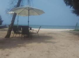 Yangjiang Pearl Bay Beach Guesthouse, Yangdong (Weijiao yakınında)