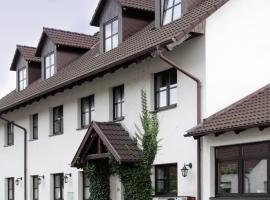 Pension & Gasthaus Kahren, Kahren (Forst yakınında)