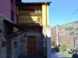La Cabana´l Cachican, Cangas del Narcea (Berguño yakınında)