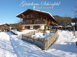 Gästehaus Schönfeld