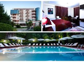 Orchidea Hotel, Tirana