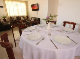 El Trebol Apartments Tacna