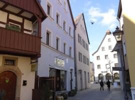 New Business Apartment with Flair, Hersbruck
