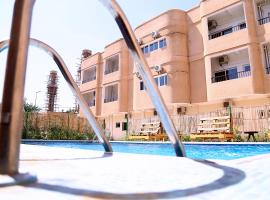 La Colombe Résidence, N'Djamena