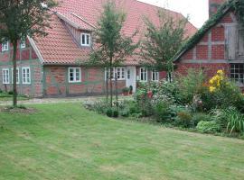 Ferienwohnung am Elbdeich, Bleckede (Bahlendorf yakınında)