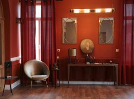 Hotel Des Arts, Вимере