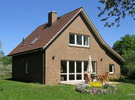 Ferienhaus Kuhhorst, Kuhhorst (Ribbeck yakınında)