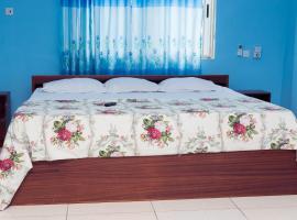 Osenpon Hotel, Mampong (рядом с городом Dodowa)