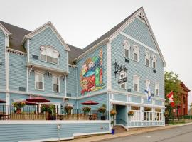 Lunenburg Arms Hotel, Lunenburg
