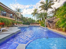 Hotel Mangaby, Playa Hermosa