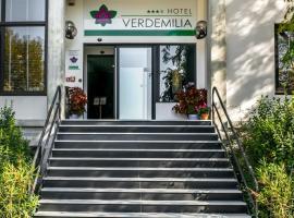 Verdemilia Hotel, Anzola dell'Emilia (Lavino di Mezzo yakınında)