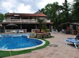 Casa Rural Fontalba, San Antonio de Vilamajor (Cánoves yakınında)
