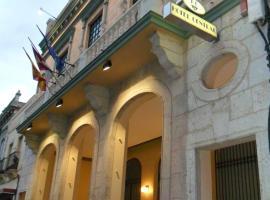 Hotel Central, Valdepeñas (Santa Cruz de Mudela yakınında)