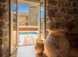 Propriano location : Appartement avec piscine 2/6, Проприано (рядом с городом Fozzano)