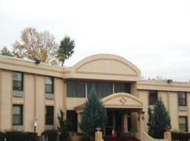 Town House Inn and Suites, Elmwood Park (in de buurt van Saddle Brook)