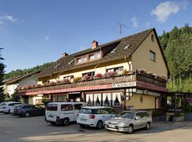 Restaurant Pension Wolfsklause, Oberwolfach (À proximité de: Wolfach)