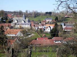 Le presbytère de Fressin, Fressin (рядом с городом Torcy)