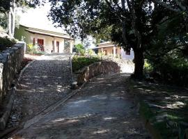 Recanto dos Profissas, Mulungu (Baturité yakınında)