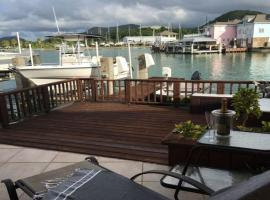 Serene Waterfront Villa, Bolans