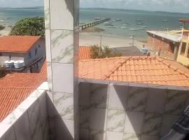 Pousada paramana, Salvador (Ponta de Nossa Senhora yakınında)