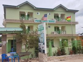 Praba Guesthouse, Mufriso