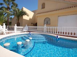The Beach House - A Unique Beach Front Villa (4 Apartments in 1 Private Villa), Лос-Уррутьяс