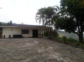 Vientos de la Orellana, La Cumbre (Dapa yakınında)