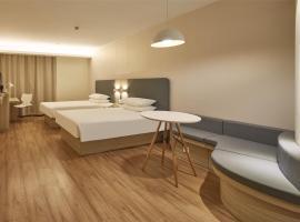 Hanting Hotel Shanghai Caoan Highway Jiangqiao Town