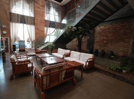 Starway Hotel Anyang High-tech Zone, Anyang (Dahuangcun yakınında)
