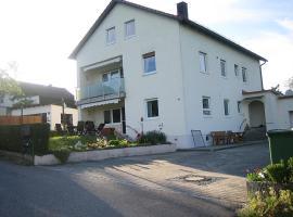Feriendomizil Schwärz, Lappersdorf (Zeitlarn yakınında)