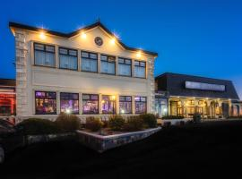 The Inn at Dromoland, Newmarket on Fergus (рядом с городом Куин)