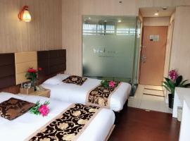 Shenzhen Haoyuejia Hotel, Shenzhen (Liantang yakınında)
