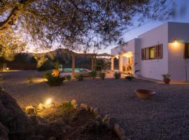 Can Xoco Ibiza Con Piscina Privada, Sant Josep