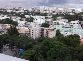 Apartamento amueblado frente al Mar Caribe., Villa Altagracia