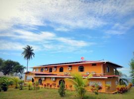 Hotel La Punta Resort, Ометепе