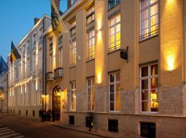 Grand Hotel Casselbergh Brugge, Brygge