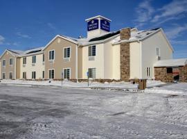 Cobblestone Inn and Suites - Carrington, Carrington