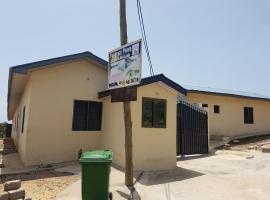 Prestige Prime Guesthouse, Elmina (рядом с городом Shama)