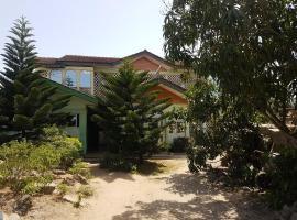The Sameblood Lodge, Elmina