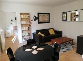 Cosy Apartment Anatole Vitry