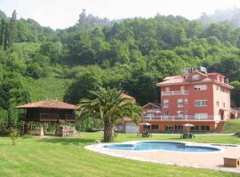 Hotel Cardeo, Кардео (рядом с городом Ла-Депата)