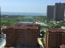 East Daihe Sea View Apartment, Suizhong (Xiaozhuangzi yakınında)