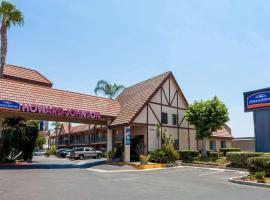 Howard Johnson Express Inn Norco, Norco