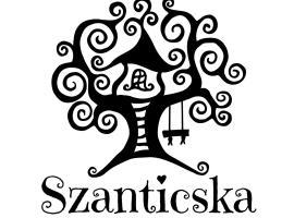 Szanticska- Domokos ház, Abaújlak (рядом с городом Дамак)