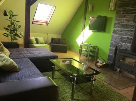 Apartman Adele, Rumburk (Ebersbach Sachsen yakınında)