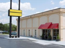 Super 8 by Wyndham Greensboro, Greensboro (in de buurt van McLeansville)