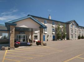 Travelodge by Wyndham Stony Plain, Stony Plain (Wabamun yakınında)